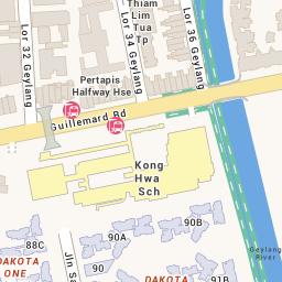 View Map of DAKOTA MRT STATION EXIT B  StreetDB